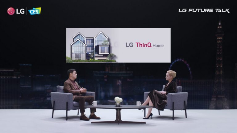 LG CTO Discusses Company's Open Innovation Strategy and the Importance of Working Together Towards a United Goal to Make Life Good for All